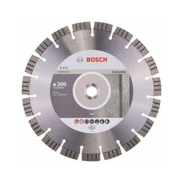 Bosch Best for Concrete Diamantkappskive 300x22,23mm
