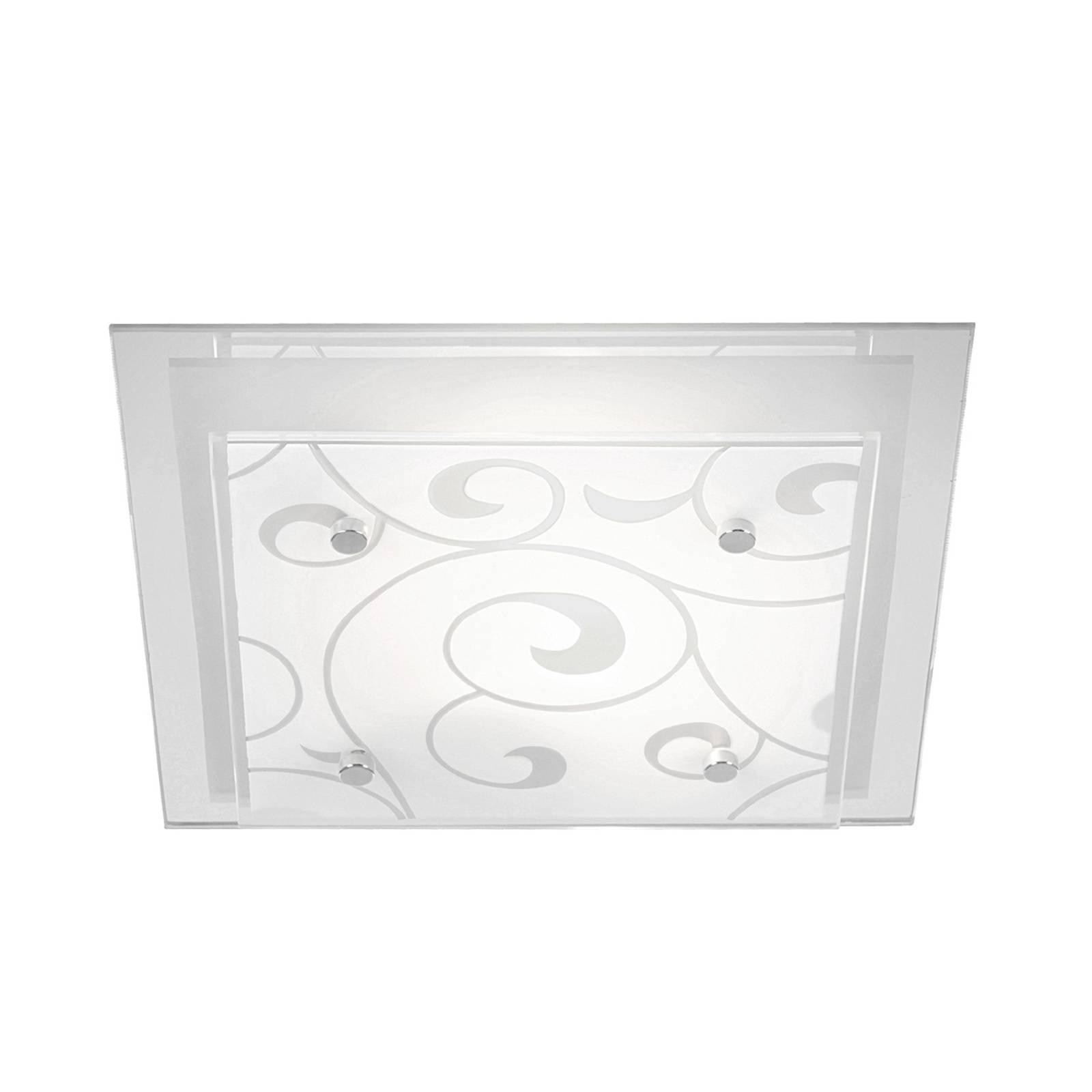 DIA - elegant taklampe, 33,5 cm
