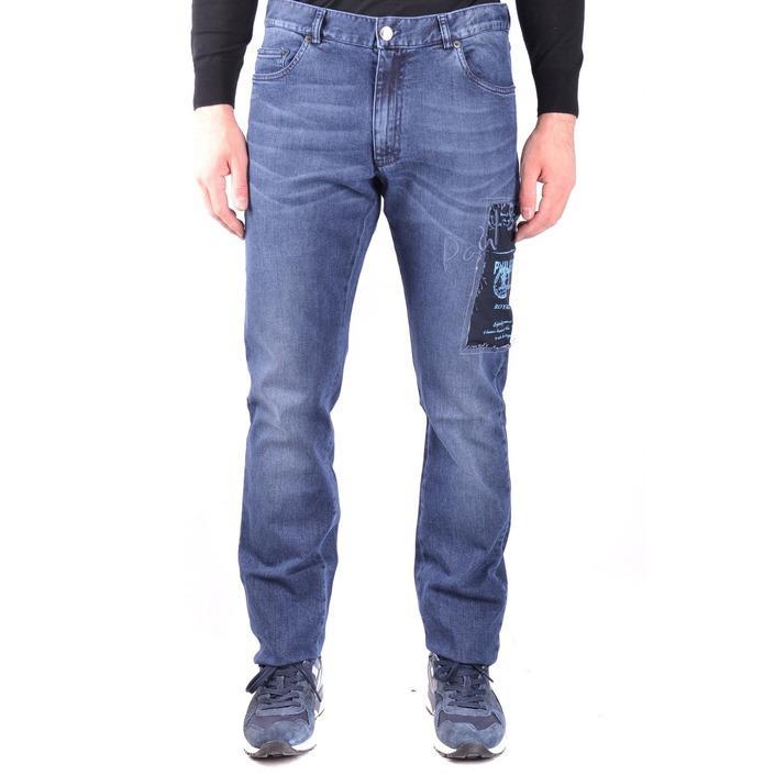 Paul&shark Men's Jeans Blue 161636 - blue 50