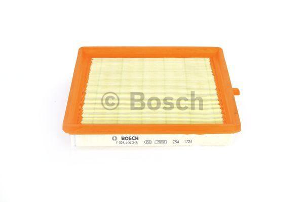 Ilmansuodatin BOSCH F 026 400 348
