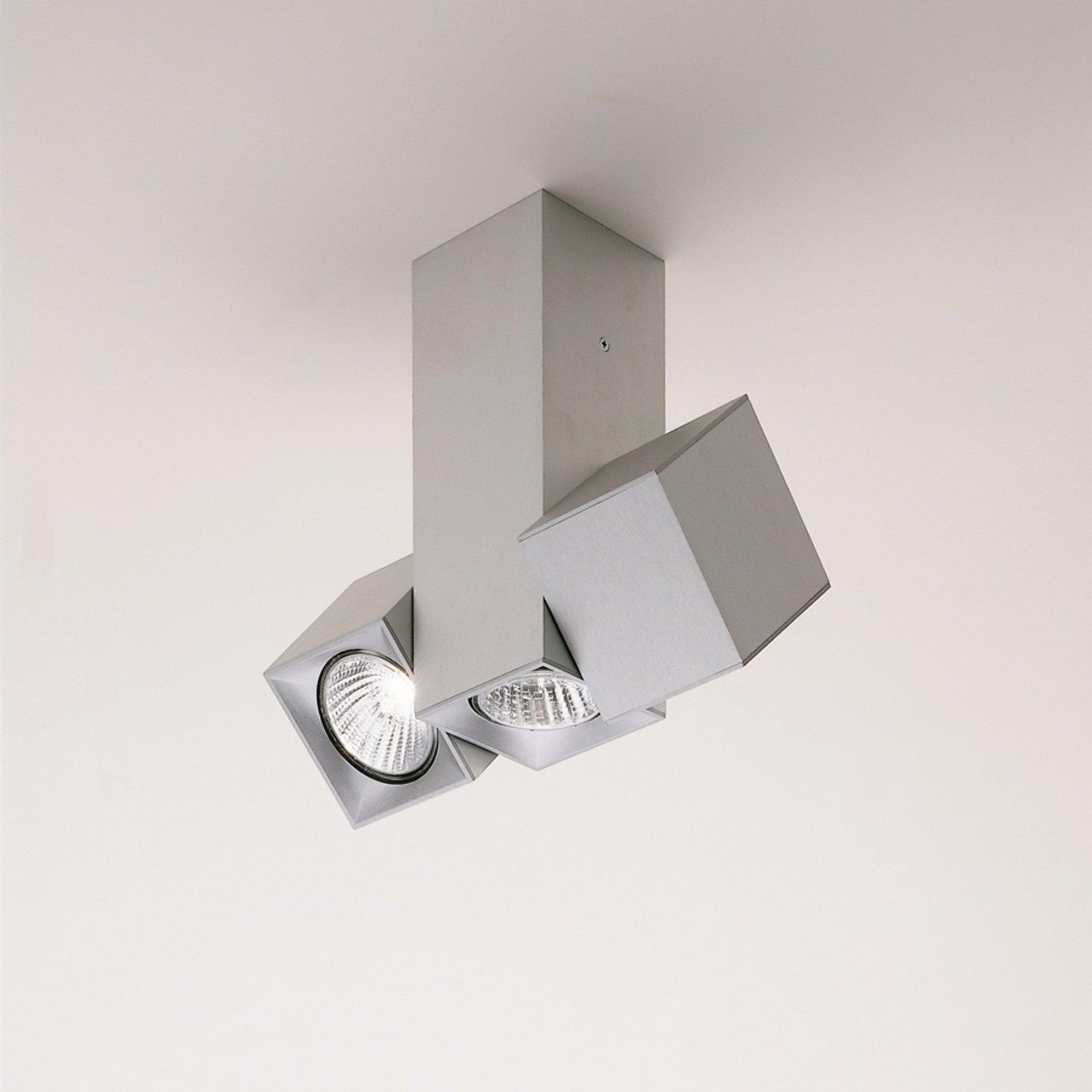 Milan Dau taklampe drei- og svingbar 3 lyskilder