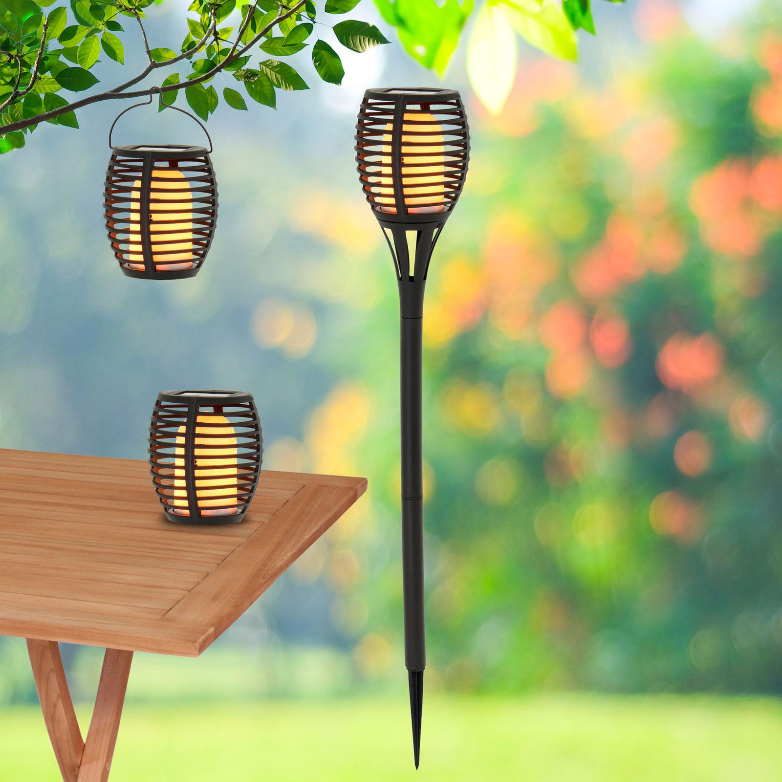 Fackel-LED-valo, maapiikki, 3in1