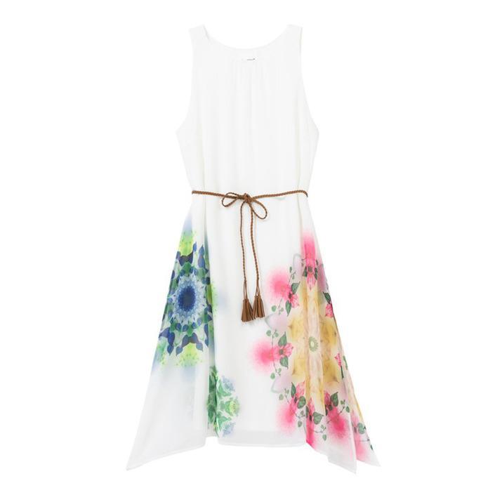 Desigual - Desigual Women Dress - white XL