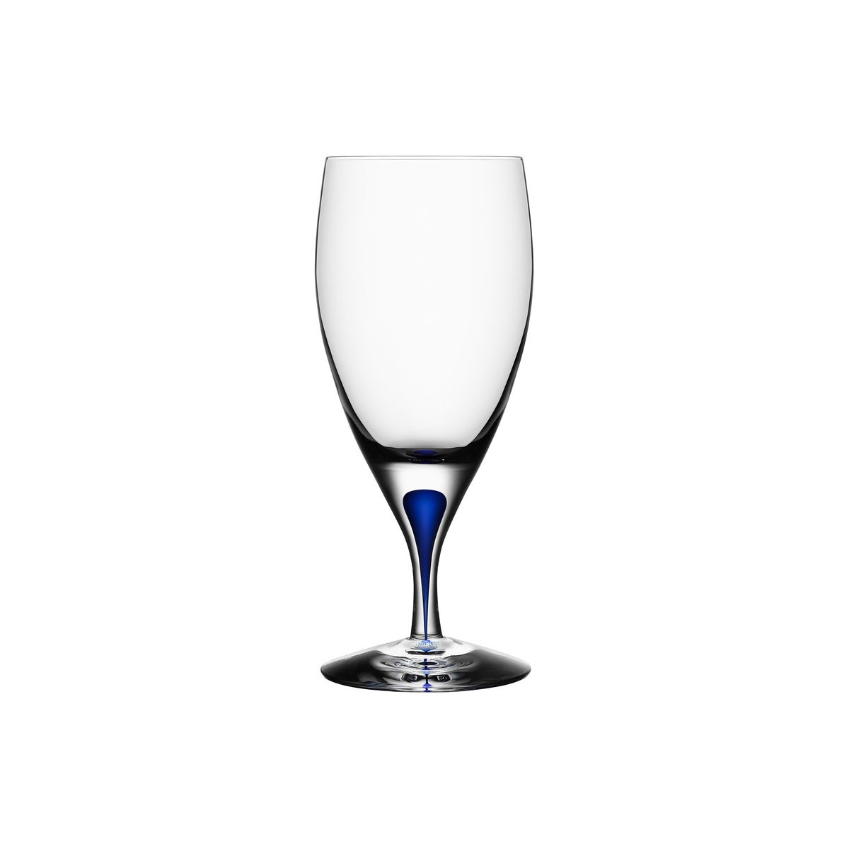 Orrefors Of Sweden I Intermezzo Blue Icewater 47cl (45cl)