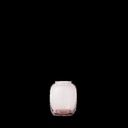 Form 140/1 Munnblåst Glass Burgundy 13cm