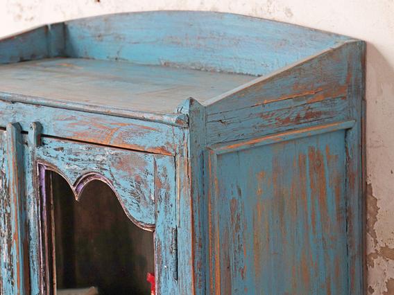 Decorative Blue Cabinet Blue