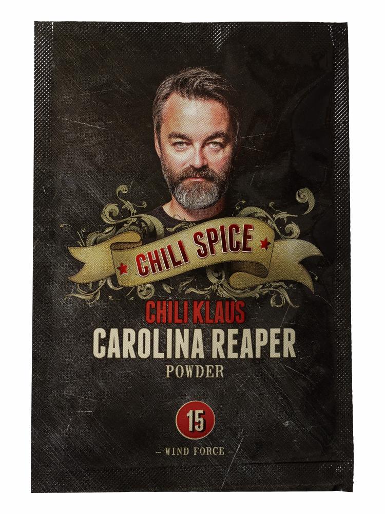 Chili Klaus Carolina Reaper chili powder