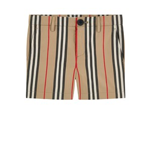 Burberry Icon Stripe Chino Shorts Archive Beige 10 years