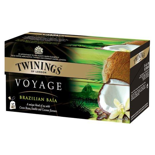 Te Vanilj, Kokos & Kakao 25-pack - 50% rabatt