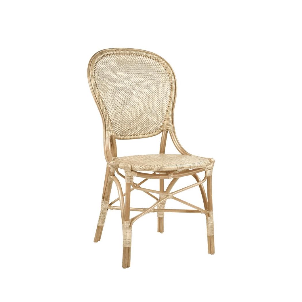 Rossini stol natur utan karm, Sika-design