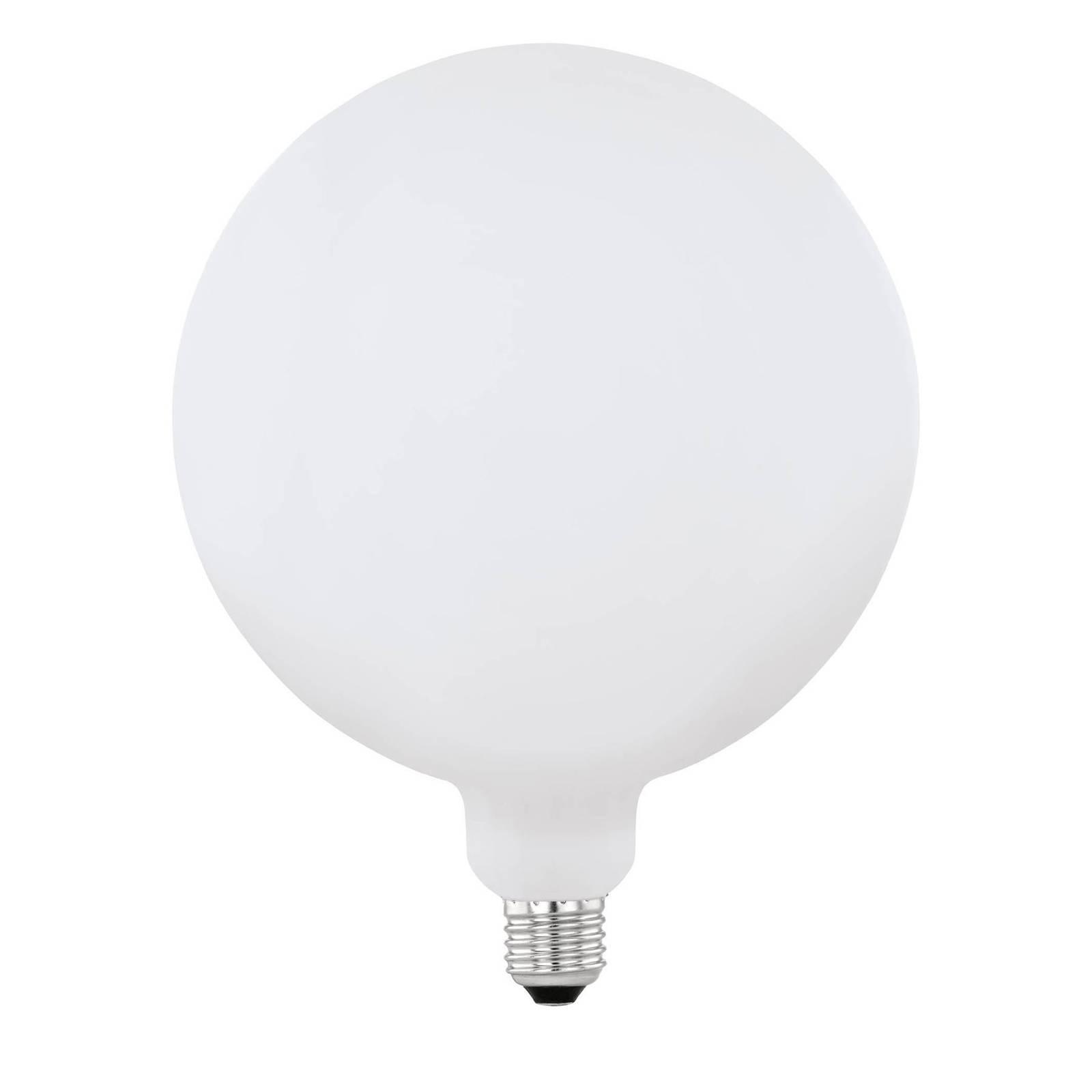 LED-lamppu E27 4W Big Size opaali, globe-muotoilu