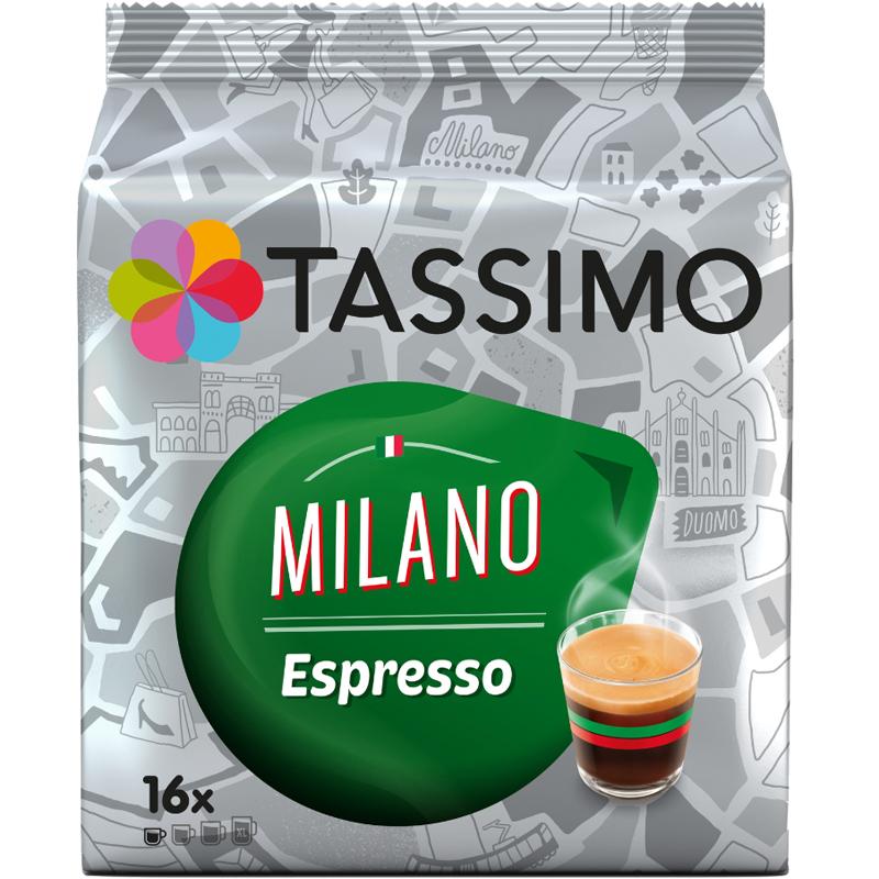 """Kaffekapslar """"Milano Espresso"""" 16-pack - 51% rabatt"""