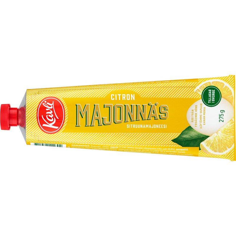 Majonnäs Citron - 33% rabatt