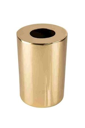 Cylinder Vas 24 cm Mässing