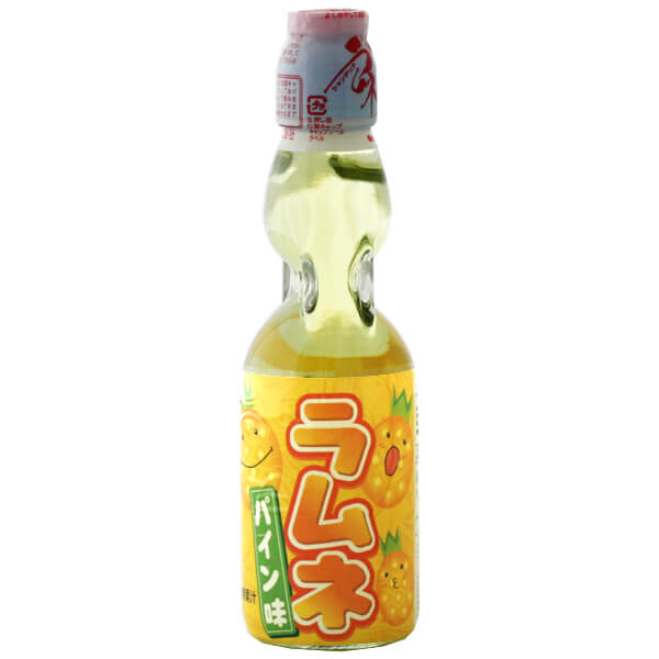 Ramune - Pinapple soda 20cl