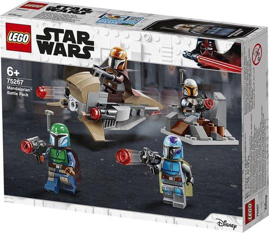 LEGO Star Wars 75267 Mandalorian Stridspakke