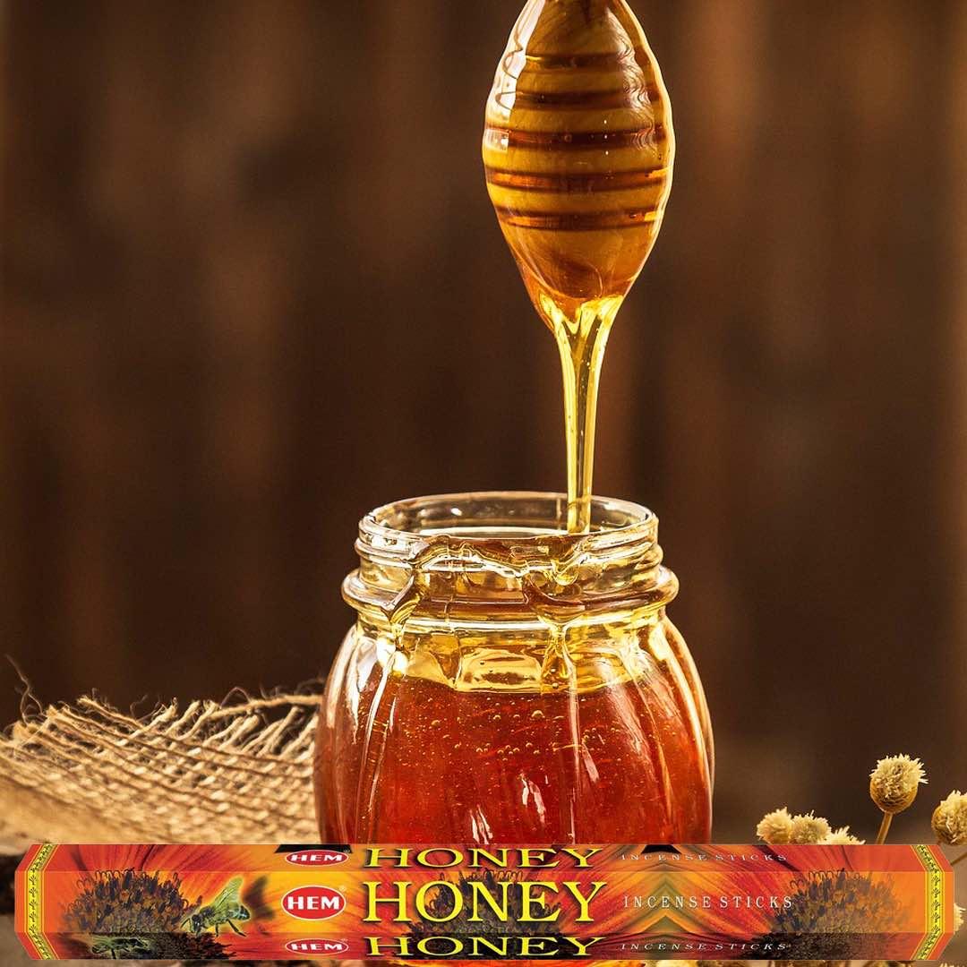 Honung Rökelse HEM
