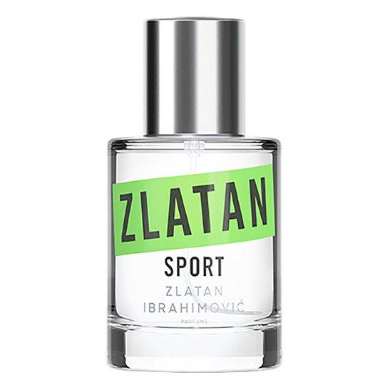 Zlatan Sport FWD, 50 ml Zlatan Ibrahimovic Parfums Hajuvedet