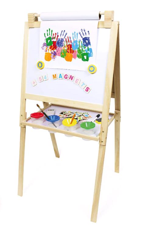 Playfun - Artist Board with accessories (7663)