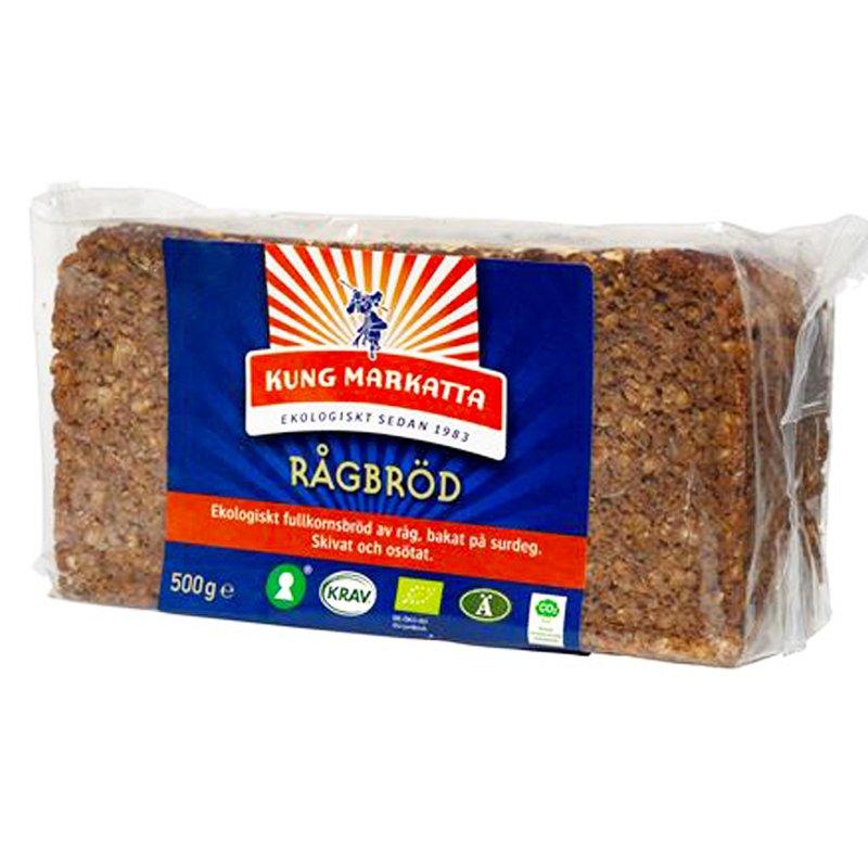 Eko Rågbröd 500g - 50% rabatt