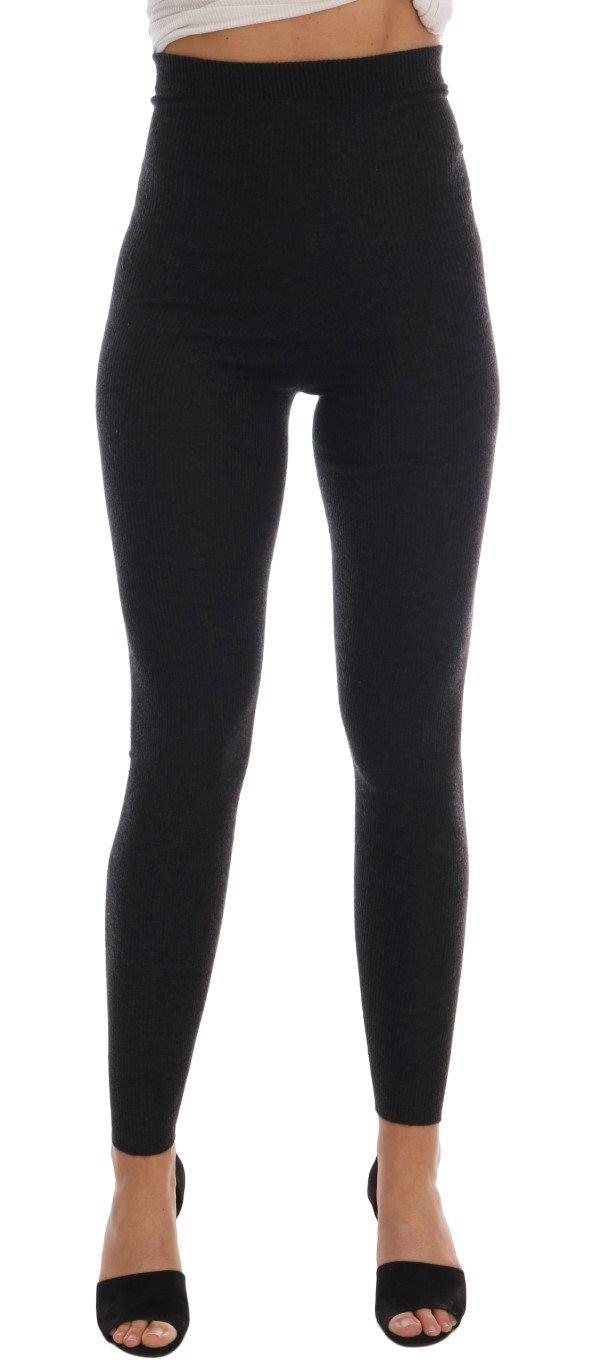 Dolce & Gabbana Women's Tights Gray SCS723 - IT42|M