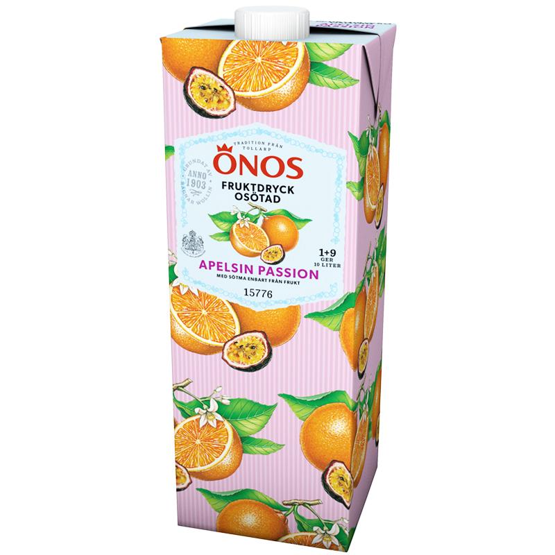 Blandsaft Apelsin & Passion - 41% rabatt