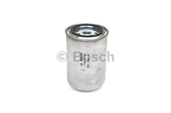 Polttoainesuodatin BOSCH F 026 402 151
