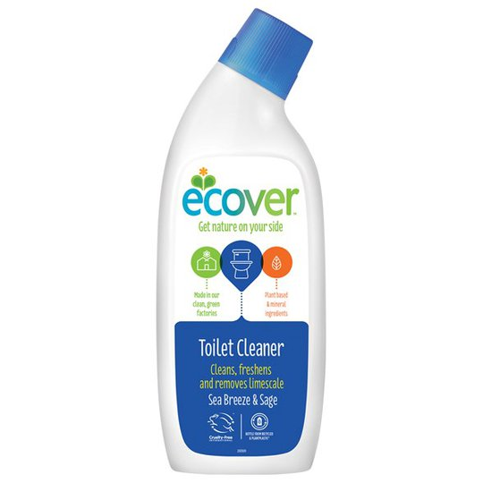 Ecover Toalettrengöring Sea Breeze & Sage, 750 ml