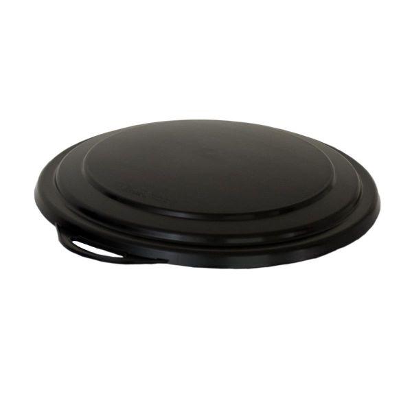 Hykab 51128 Lokk til 40 l avfallstønne, Ø 550 mm