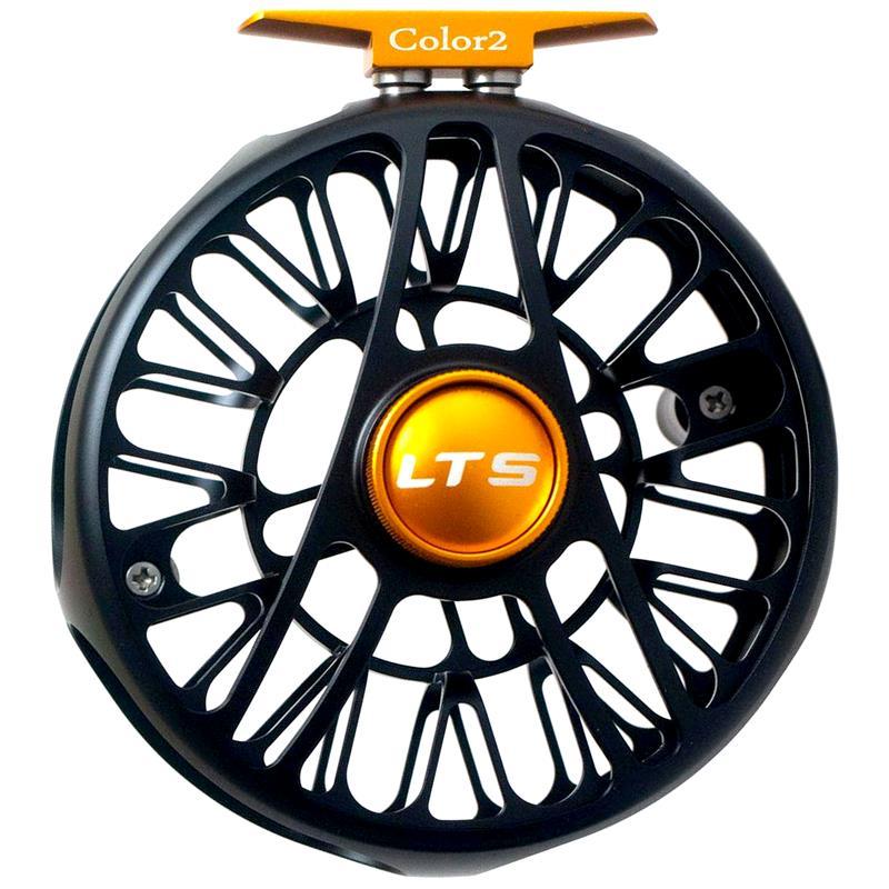 LTS Color2 #10/13 Matte Black/Gold Ny forbedret brems og lettere design