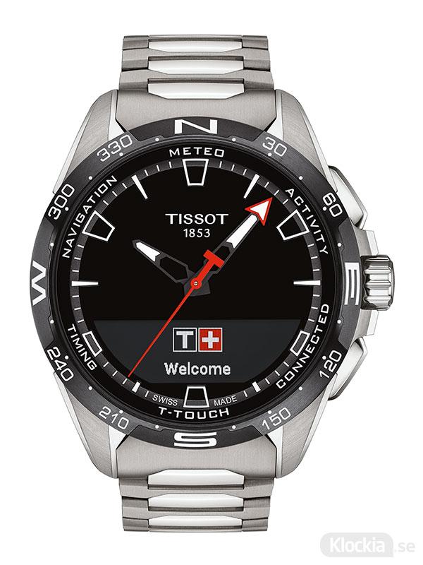 TISSOT T-Touch Connect Solar T121.420.44.051.00 - Smartwatch