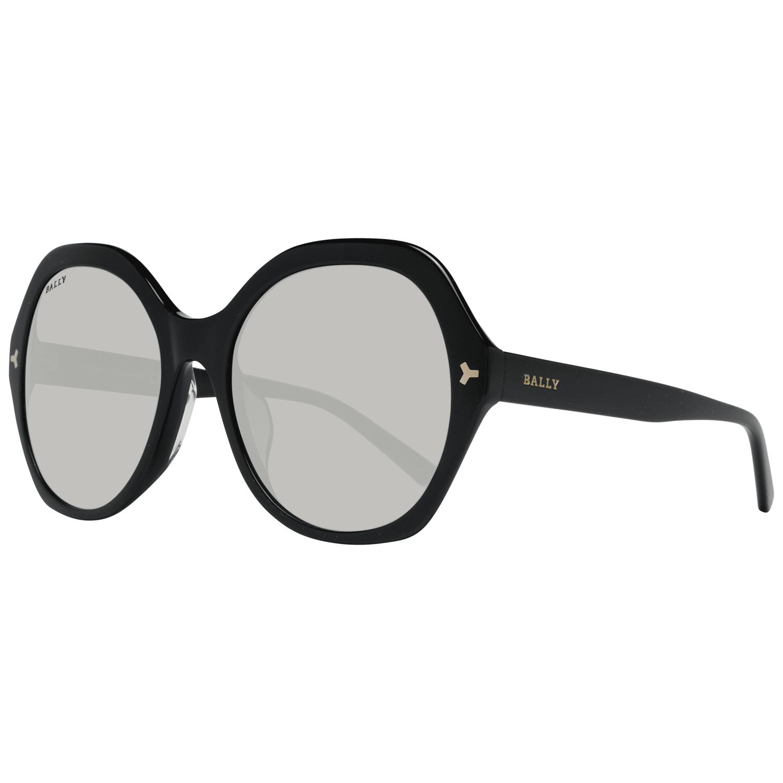 Bally Women's Sunglasses Black BY0035-H 5501B