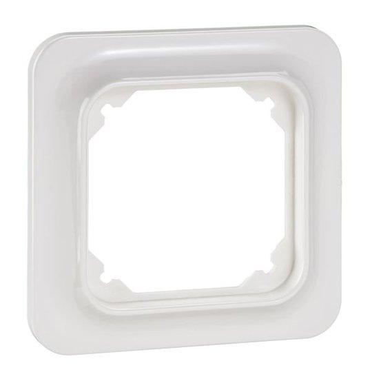 Schneider Electric Trend 183073200 Yhdistelmäkehys valkoinen 1-lokeroinen