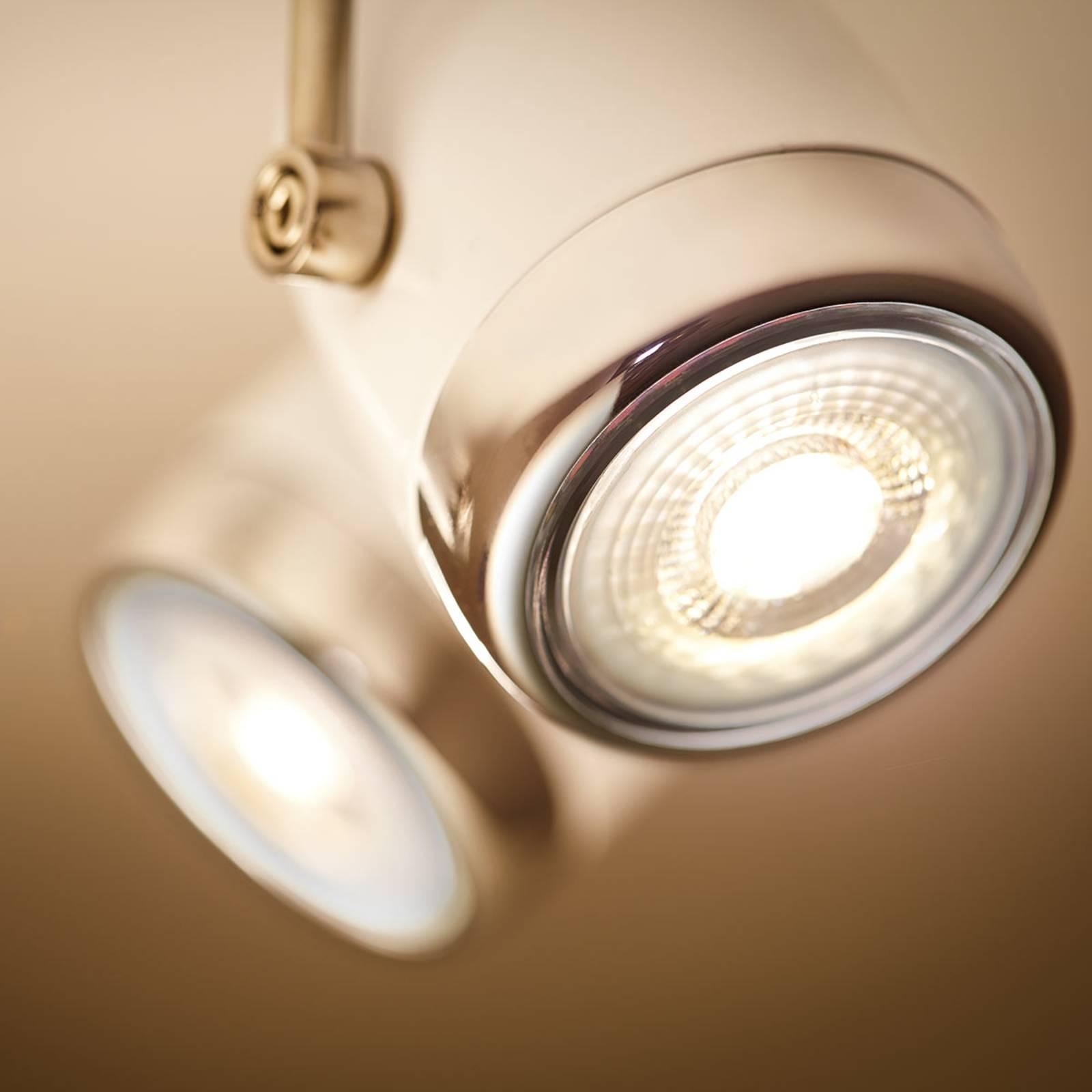 GU5,3 4,W 827 LED-pienj.heijastinlamppu 36° 2 700K