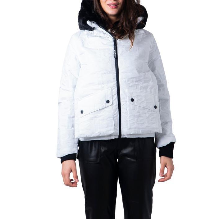 Desigual Women's Jacket White 183009 - white S