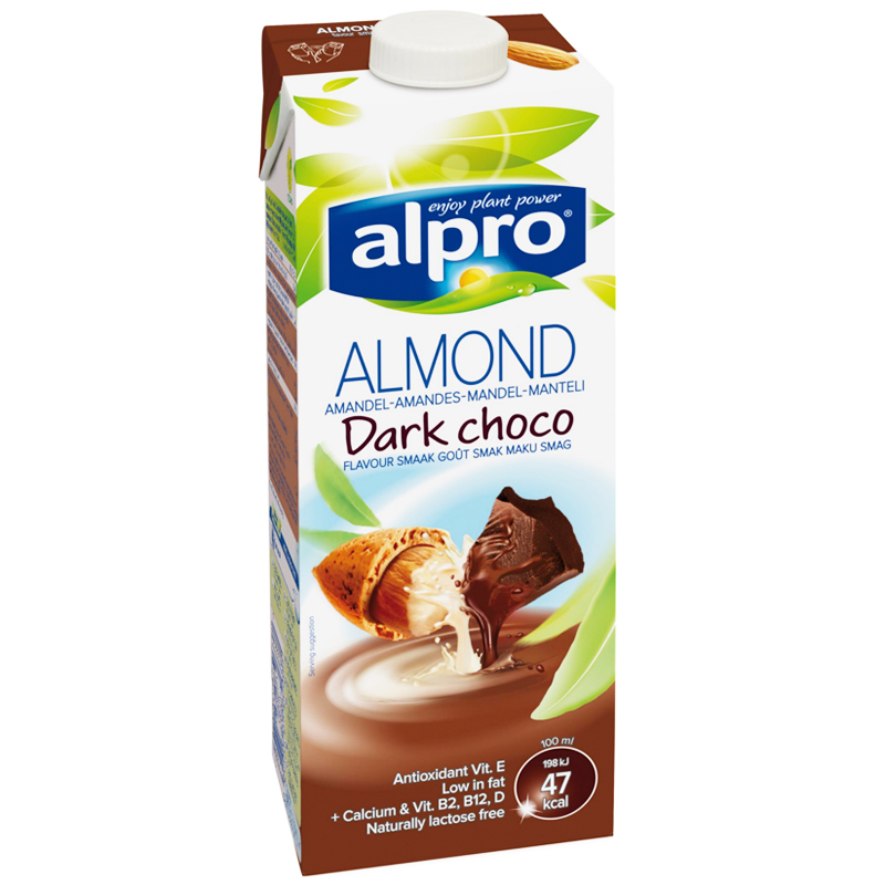 Mandeldryck Dark Choco - 26% rabatt