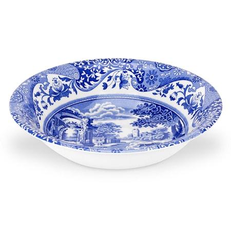 Blue Italian Frukostskål 20 cm