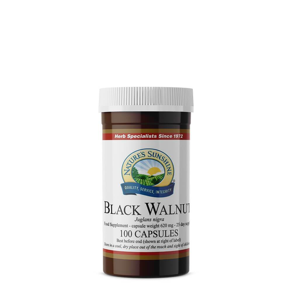 Black Walnut (100 Capsules)