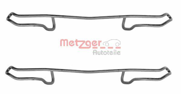 Tarvikesarja, jarrupala METZGER 109-1100