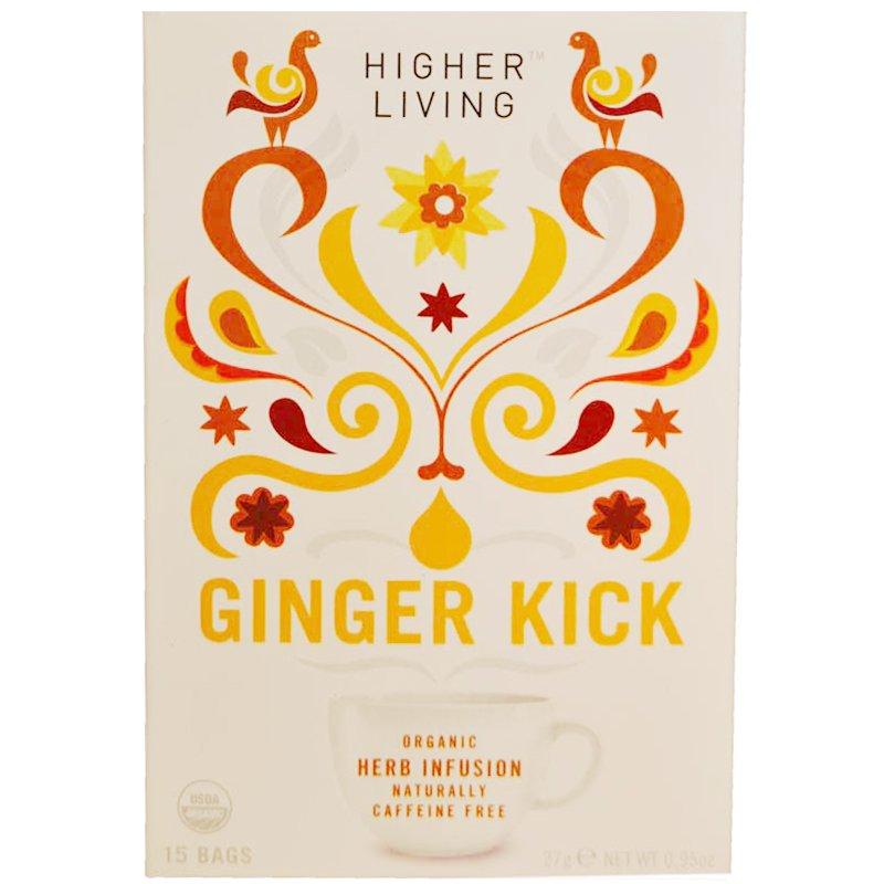 Ginger kick te - 58% rabatt