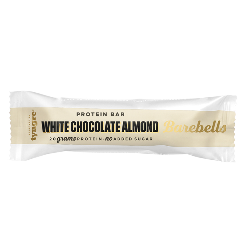 Proteiinipatukka White Chocolate & Almond 55g - 45% alennus