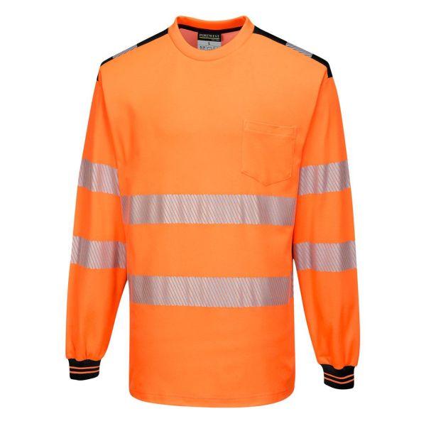 Portwest PW3 Tröja Hi-Vis orange L