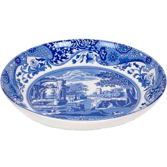 Spode Blue Italian Pastaskål 23 cm