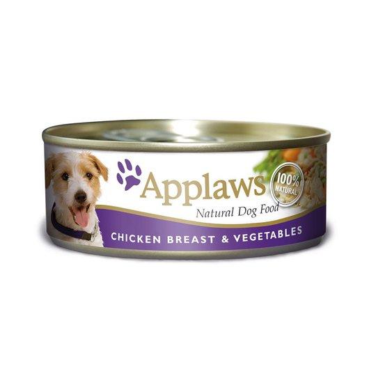 Applaws Dog Chicken & Vegetables 156 g