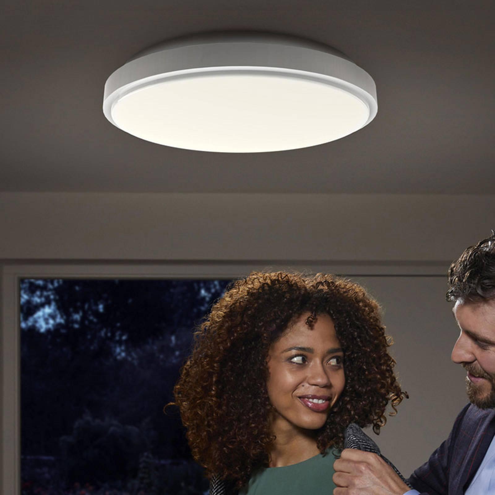 Ledvance Orbis Sensor -LED-kattovalaisin Ø 33,5 cm