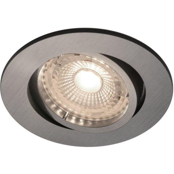 Nordlux OCTANS 49250155 Kohdevalaisin 3x4,8W LED, 2700K, IP20 Nikkeli