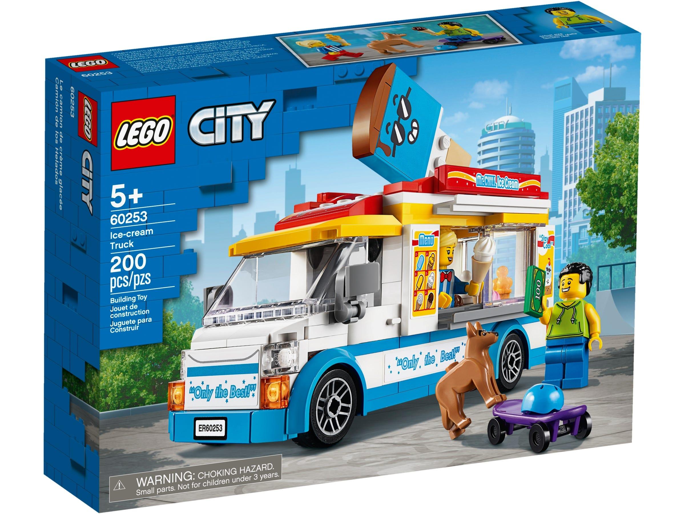 LEGO City - Ice Cream Truck (60253)