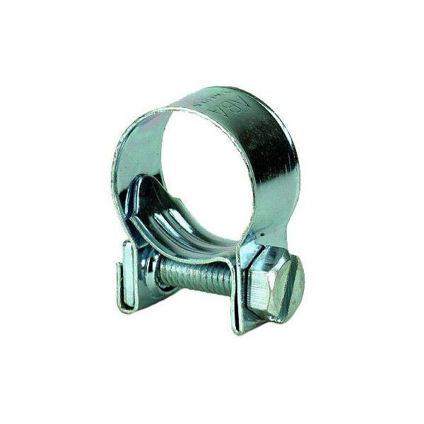 Gelia Mini Slangeklemme forsinket, 2-pakning 7-9 mm