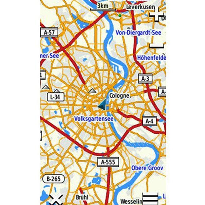 Garmin Microsd™/Sd™ Card : Cycle Map Eu, Cykeldator tillbehör