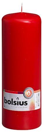 Lys H: 20 cm Rød